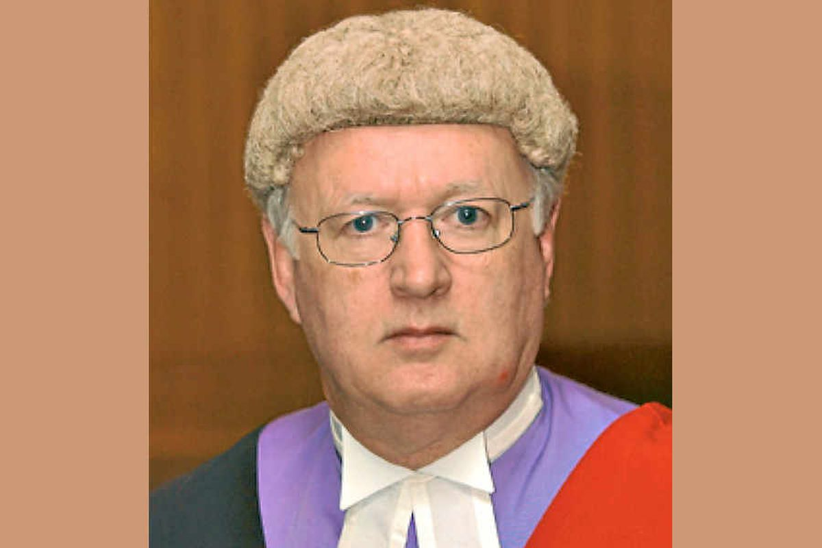 Judge Robin Onions
