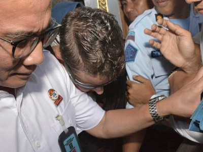 'Bali Nine' drug smuggler released from Indonesian jail after nearly 14 years