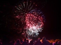 Weston Park's spectacular firework show promises to be a blast