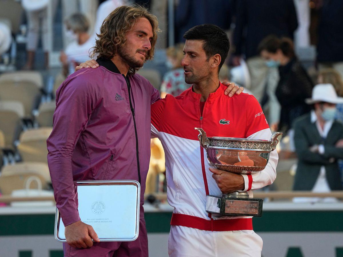Novak Djokovic showed his greatness at Roland Garro