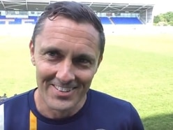 Paul Hurst on play-off final (Part 2 of 2): We want as many fans as possible - WATCH