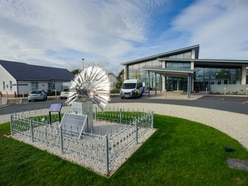 Oswestry hospital voyeurism investigation dropped