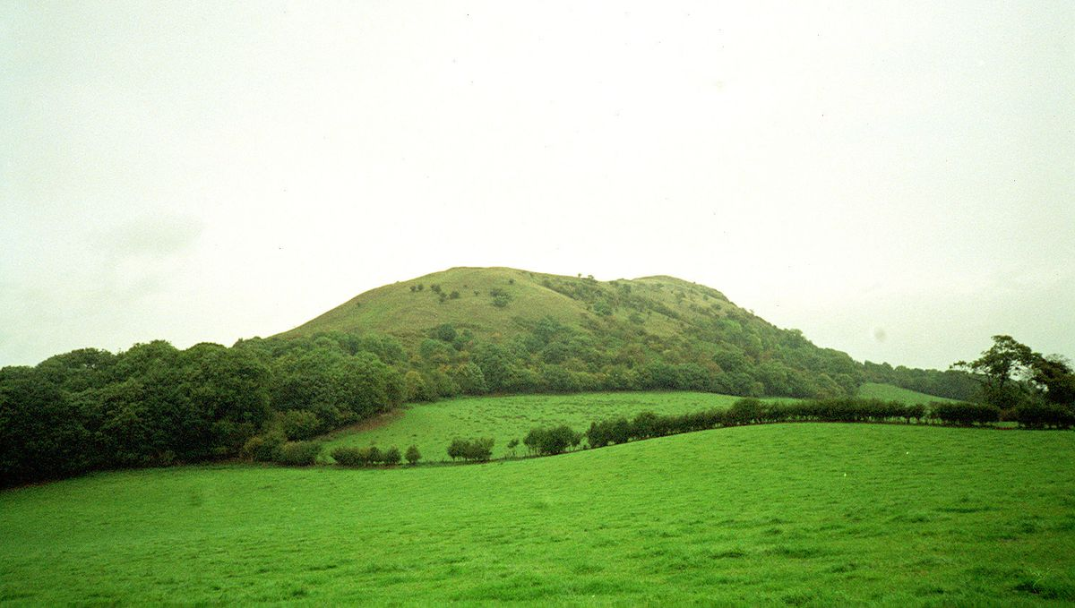 Earl's Hill, near Pontesbury