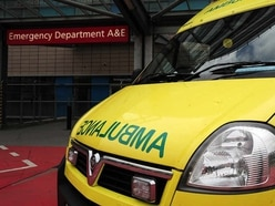 Shropshire A&Es under strain from 999 patients