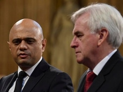 Channel 4 debate shelved as Labour and SNP accuse Javid of 'running scared'