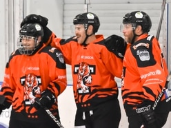 Double win puts Telford Tigers in top spot