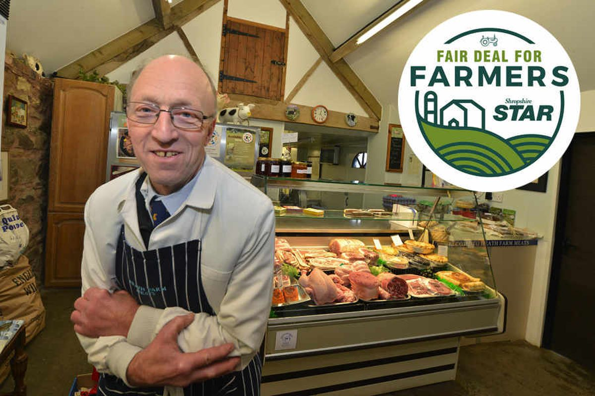 How crisis led to new beginning for Shropshire family farm