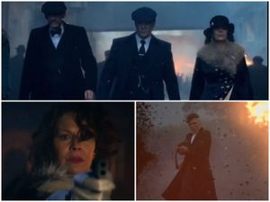 Peaky Blinders is back with this new trailer showing the Shelby family facing a new battle for survival