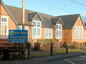 The former Ifton Heath Primary School on Overton Road