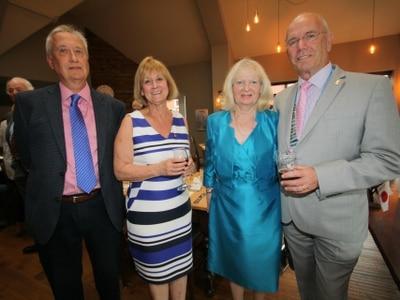 Lions club celebrates 18th anniversary