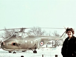 Mystery of RAF chopper which dropped in