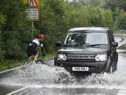 More rainfall and thunderstorms on way with weather warning issued - with video and pictures