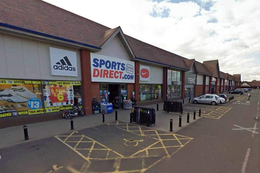 Sports Direct in Shrewsbury: Plans tabled for new store at