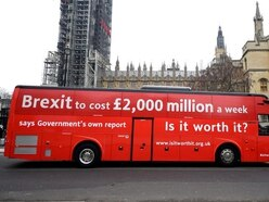 Brexit Bus: Is 2,000 million a real number or should it be 2 billion?