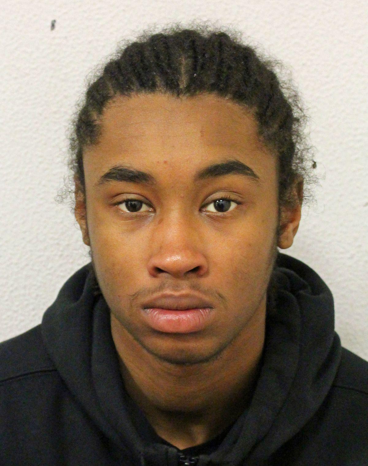 Murderer Muhammad Jalloh, 19