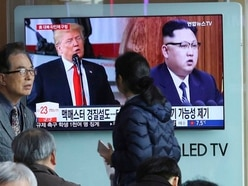 US, South Korea and Japan discuss denuclearisation strategy