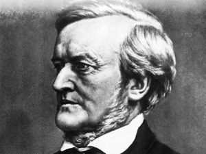 Portrait of German composer, theatre director, polemicist, and conductor Richard Wagner, circa 1870 (Archive/PA)