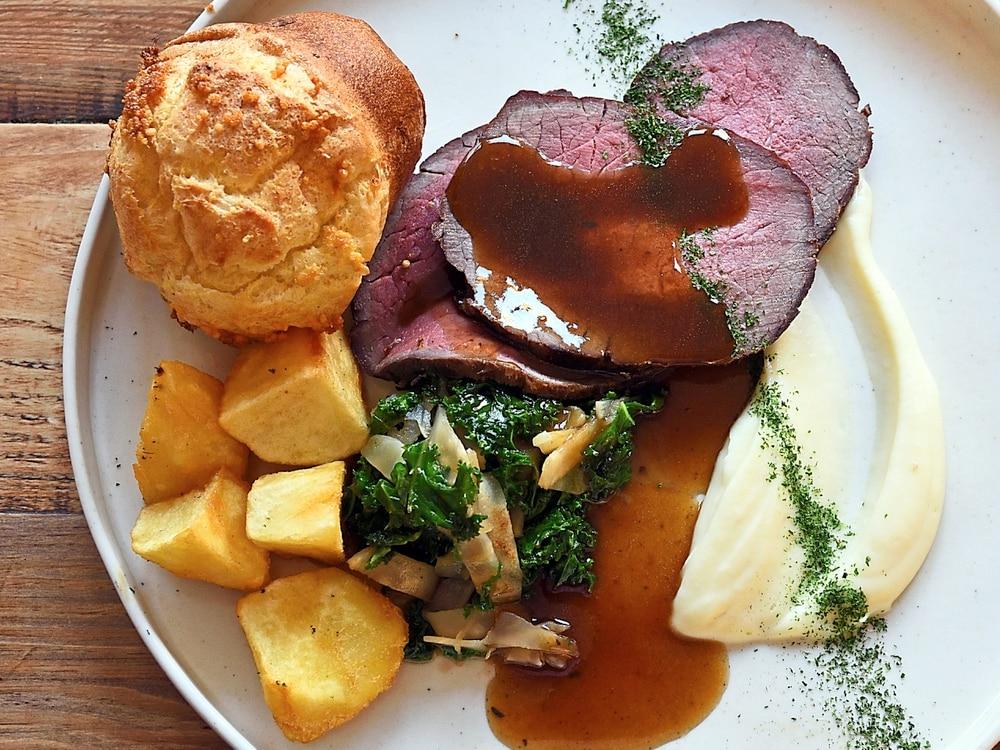 Food review: The Riverside at Aymestrey