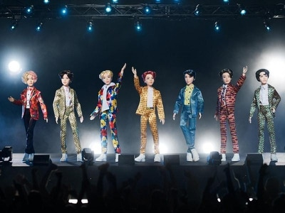Mattel releases new line of dolls inspired by K-Pop band BTS