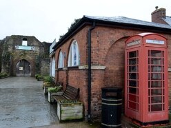 56 public payphones could be scrapped in Shropshire