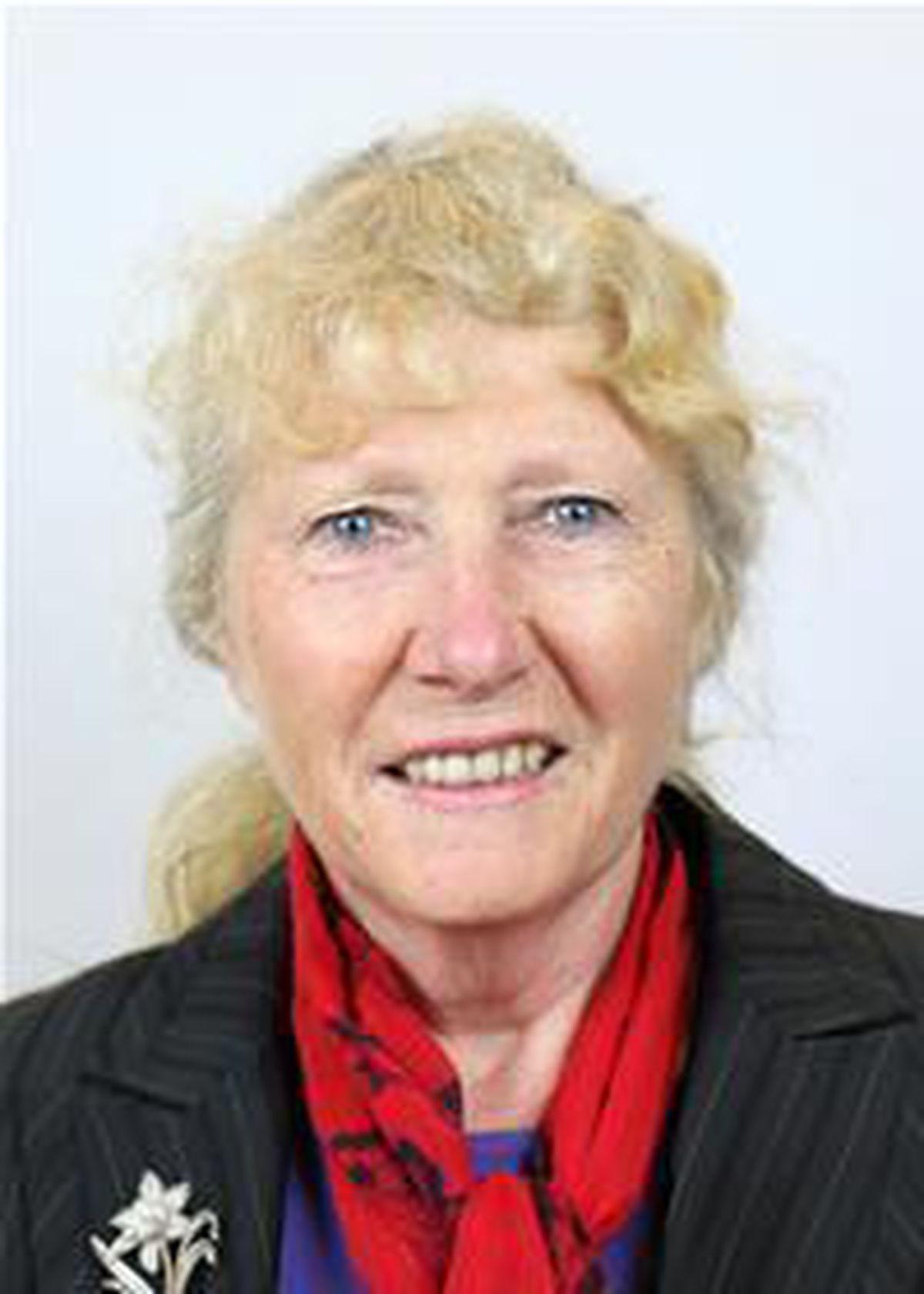 Councillor Sandra Davies