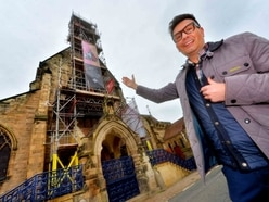 Cathedral bell can ring out over Shrewsbury again - with video