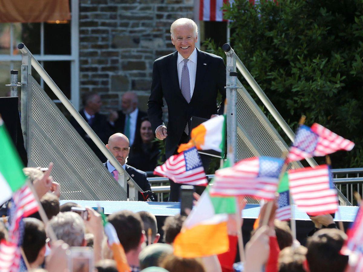 Joe Biden in Ireland