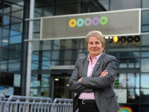 Dr Gill Eatough, chief executive of the Learning Community Trust (LCT), which runs three Telford schools