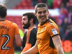 "Conor Coady hails Wolves star Diogo Jota: ""We're lucky to have him"""