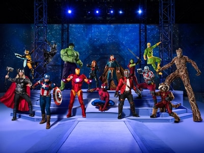 Fun for all the family at Marvel Universe Live in Birmingham - review