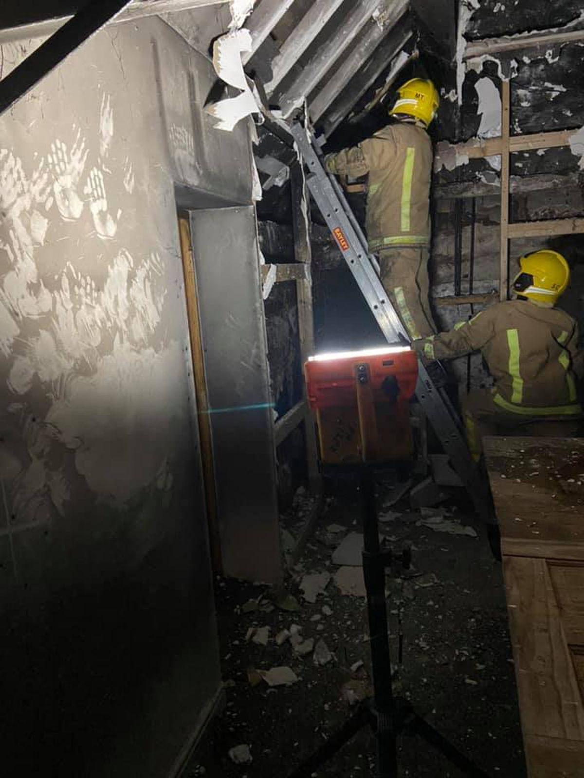 Photo: Market Drayton Fire Station