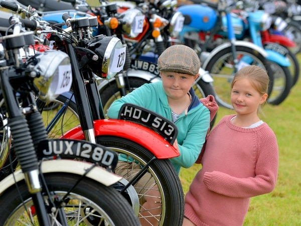 GALLERY: Crowds enjoy Shropshire Vintage Show