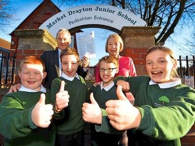 Six Shropshire schools form new multi-academy trust
