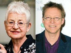 Jacqueline Wilson and Simon Mayo to appear at Oswestry book events