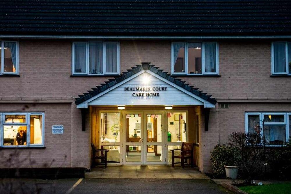 Adams Grammar School Has Unveiled Plans To Refurbish Beaumaris Court Care Home