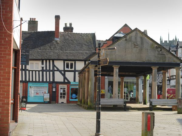 Councillor Roger Smith said the drugs problem in Market Drayton has become 'appalling'