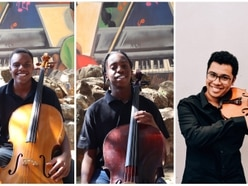 Teenage South African stars win UK music scholarships from Birmingham Conservatoire