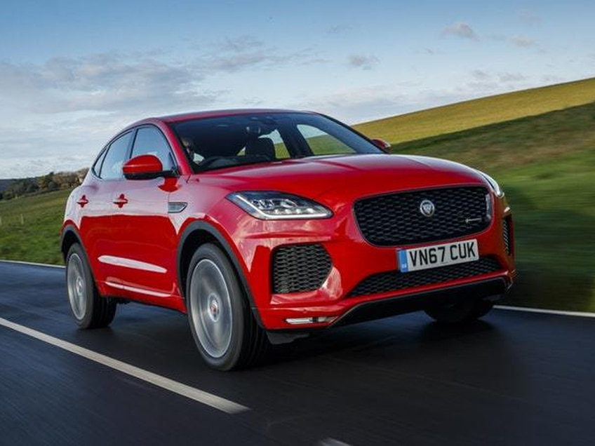 First Drive: Jaguar E-Pace is a spacious SUV but misses the mark overall
