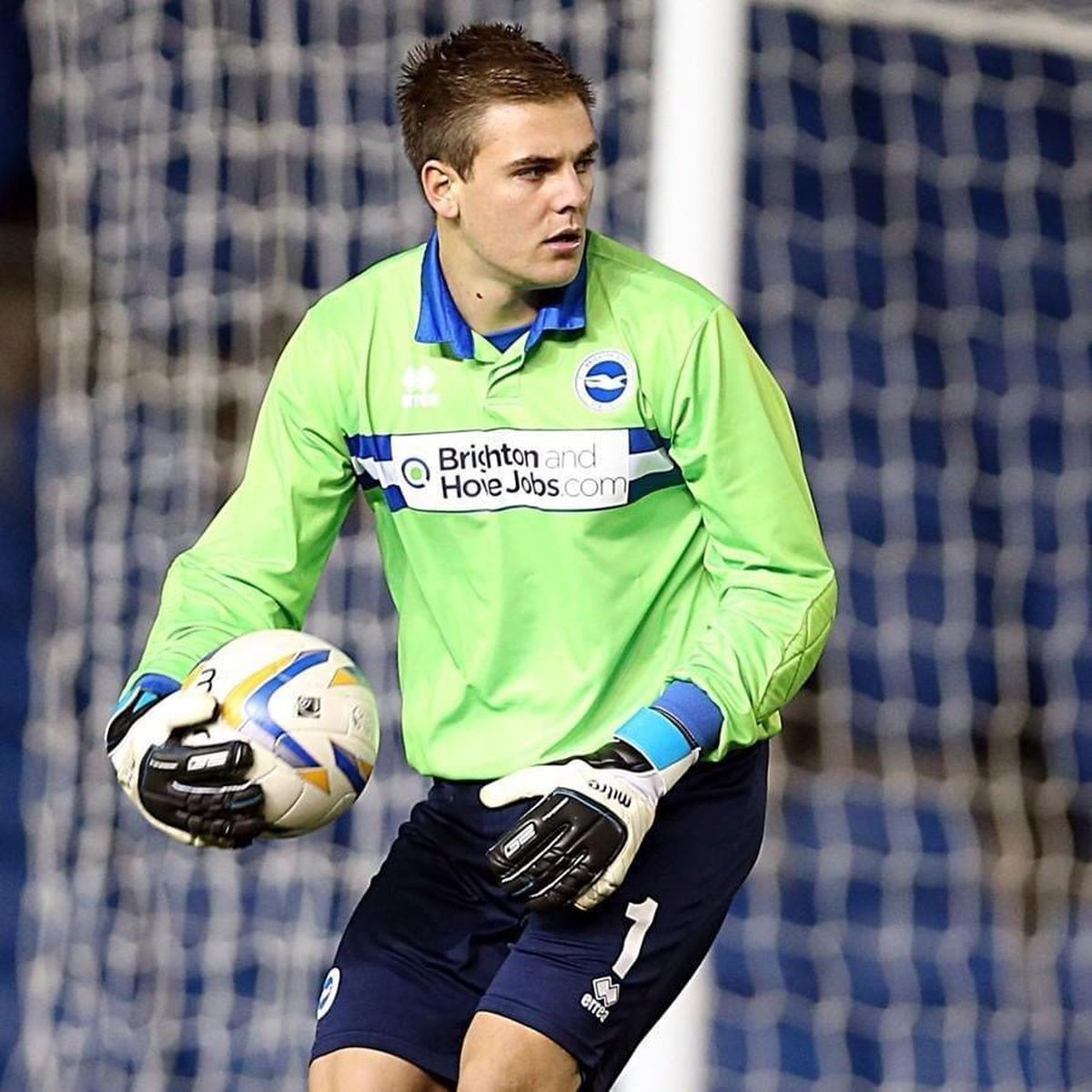 Daniel East at Brighton