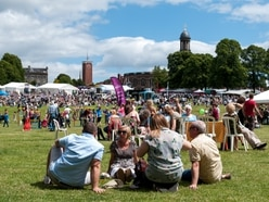 Shrewsbury Food Festival 2017: Food stars lining up for top event