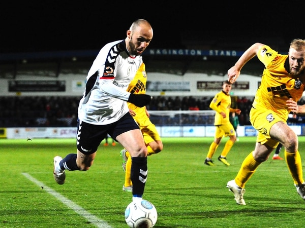 AFC Telford not looking to replace Dawson