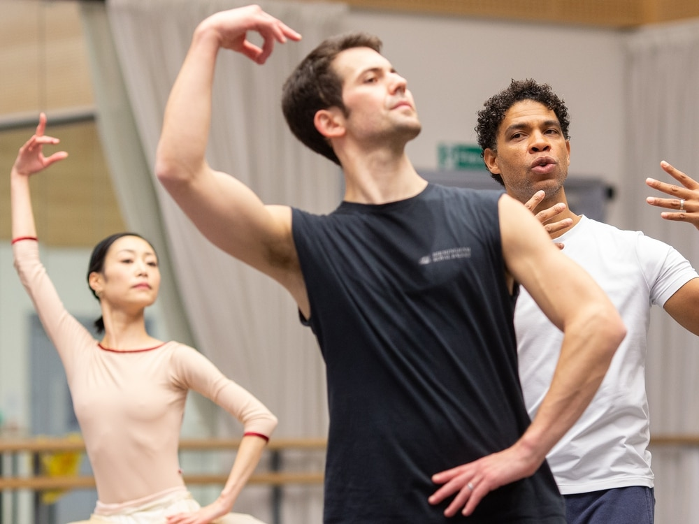 Birmingham Royal Ballet delivers dancing treats with live online broadcasts of performers