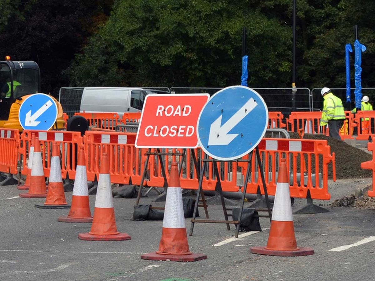 Roadworks have been planned in the Bridgnorth area