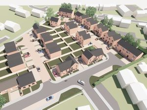 What the Frith Close development could look like