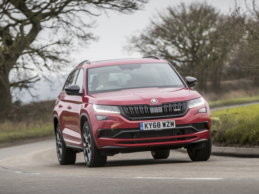 Kodiaq kicks on for Skoda