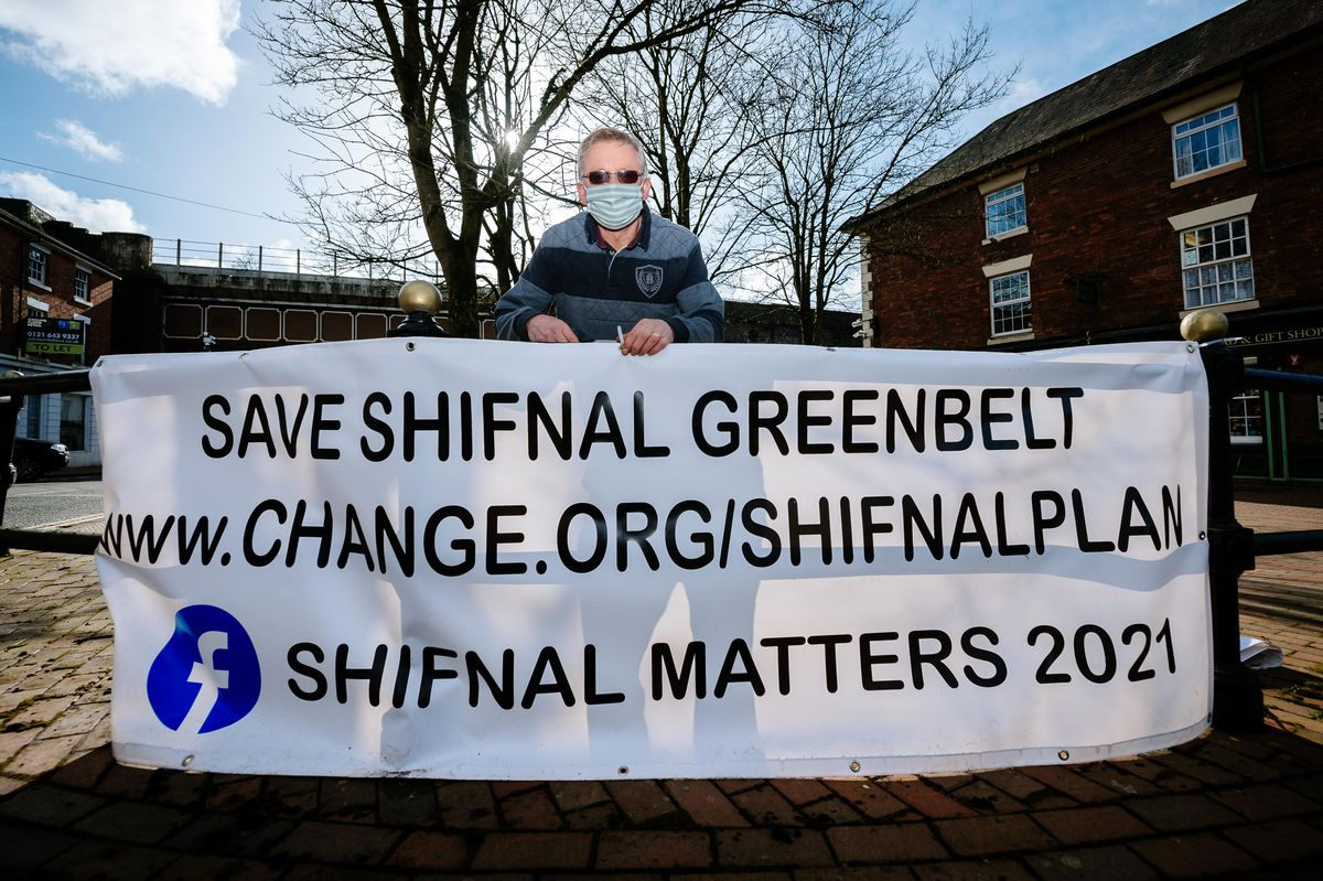 John Moore of Shifnal Matters has hit out over the demands from Dudley and Walsall councils
