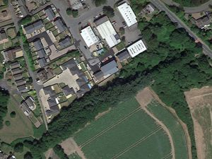 The Springfield Industrial Estate, top. Photo: Google