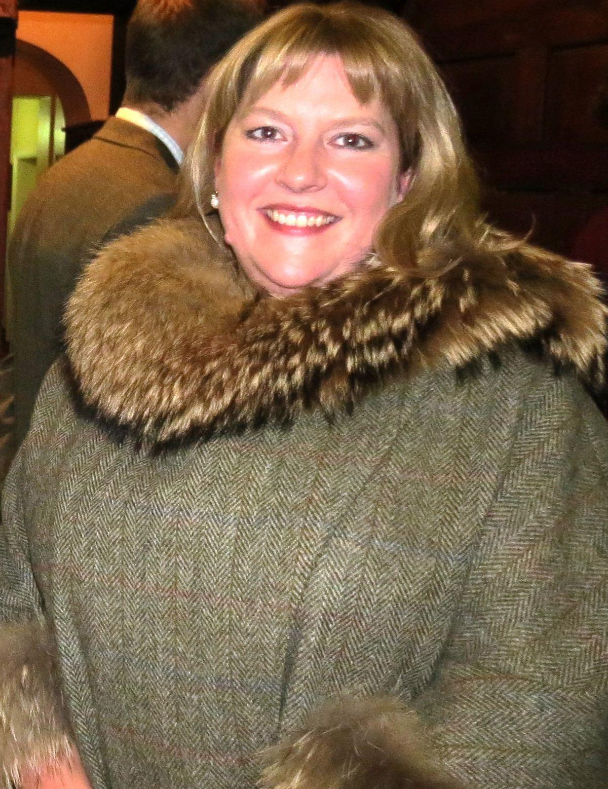 Charlotte Marrison is Shropshire branch chairman, GWCT