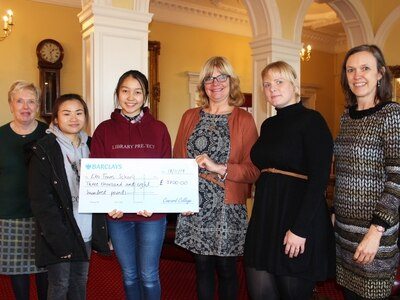 Students raise funds for African school