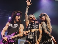 Steel Panther bring raucous live tour to Birmingham - in pictures